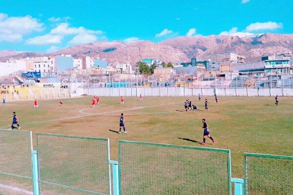 تیم فوتبال نیکان یاسوج حریف یزدی را با پنج گل بدرقه کرد