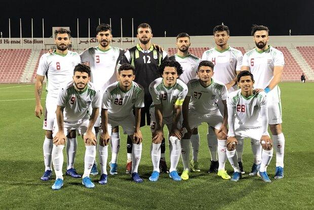 ترکیب تیم فوتبال امید برابر ازبکستان اعلام شد