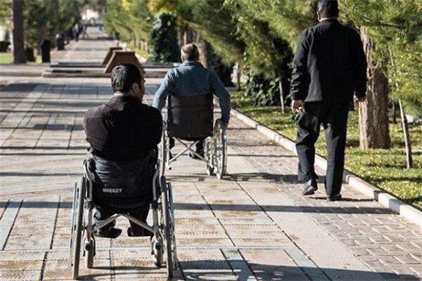 ۸ هزار کیلومتر از معابر پایتخت پیاده رو ندارند