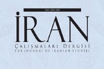 İran Çalışmaları Dergisi'nin yeni sayısı çıktı