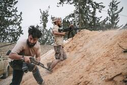 الحرب في ليبيا /صور