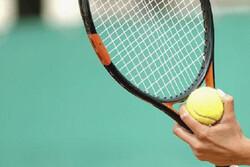 رقابت های لیگ تنیس مردان ایران با انجام ۲۴ دیدار آغاز شد