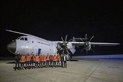 ارسال کمک های دارویی و پزشکی ترکیه به سومالی