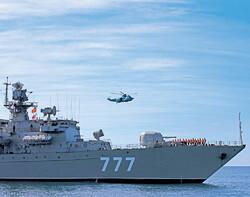 Iran, Russia, China  joint maritime drill