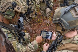 شبیه سازی حمله موشکی با فناوری جدید ارتش آمریکا