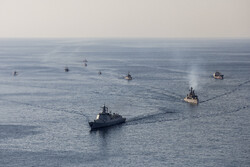 Trilateral Chinese-Iranian-Russian naval drill: 3rd day