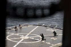 عمليات مشتركة بين القوات الجوية للحرس الثوري والجيش الإيراني/صور