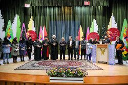 Islamic Azad University celebrates Jesus Christ birth