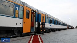 Urmia-Mashhad passenger train route launched