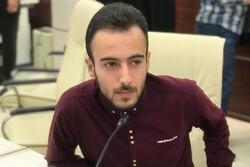 حضور جامعه بسیج دانشجویی ورامین با مردم با بصیرت در مراسم ۹ دی