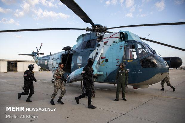 """الحرس الثوري يدحر خلية ارهابية في محافظة """"اذربيجان الغربية"""" شمال غرب ايران"""