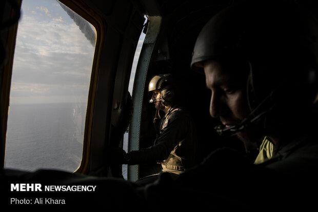 اعزام نیروهای ارتش و سپاه برای مقابله با دزدان دریایی