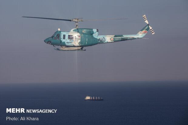 İran-Çin-Rusya ortak deniz tatbikatı