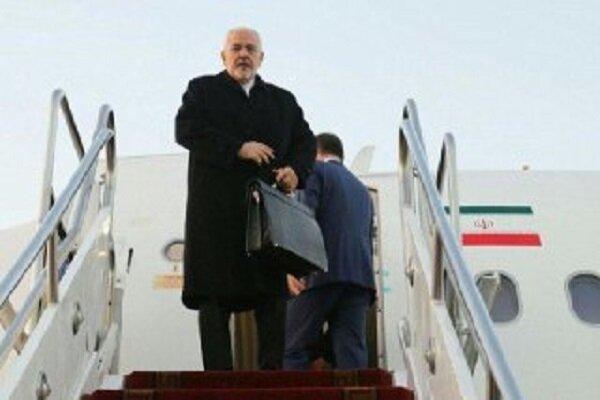 ایرانی وزیر خارجہ ماسکو روانہ ہوگئے