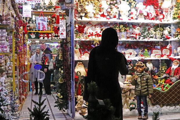 A peek into Christmas celebration in Iran