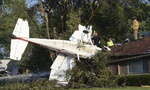 کیلیفورنیا میں چھوٹا طیارہ گر کر تباہ / 4 افراد ہلاک