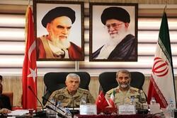 ارتباط مرزبانان ایران و ترکیه ناگسستنی است