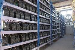 ۵۰۳ دستگاه استخراج ارز دیجیتال در استان سمنان کشف شد