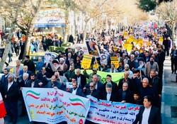 برگزاری تجمعات مردمی ۹ دی در استان تهران