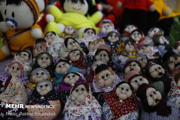 پنجمین نمایشگاه سراسری صنایع دستی هرمزگان