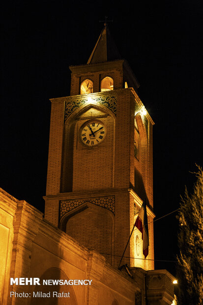 Vank Cathedral in Isfahan
