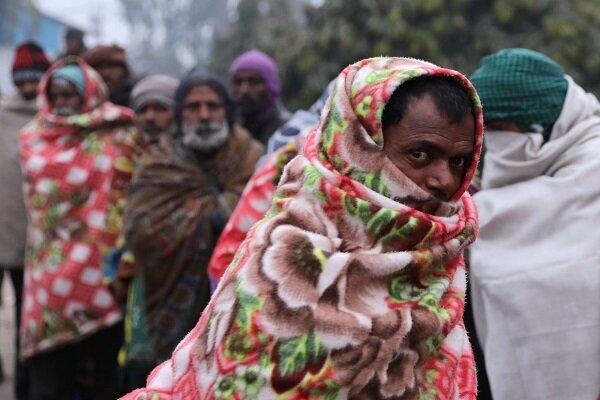نئی دہلی کا سردی کا 118 سالہ ریکارڈ ٹوٹ گیا