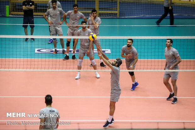 برنامه چهار ماهه آمادهسازی تیم ملی والیبال ایران از سوی «الکنو»