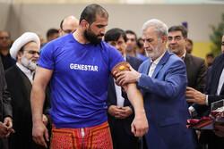 Iran's Pahlevani Wrestling C'ship