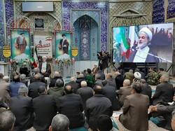 برگزاری ویژه برنامه بزرگداشت ۹دی در مسجد باب الحوائج کاشان+تصاویر
