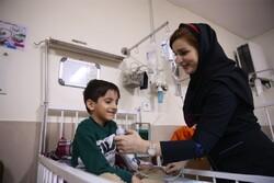 """Bugün İran'da """"Hemşire Günü"""""""
