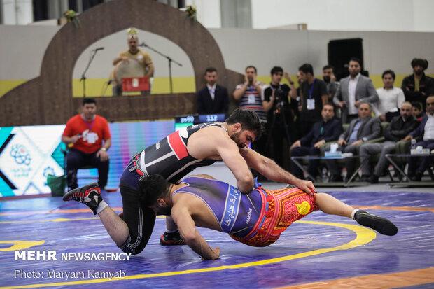 2019 'Championship Armband' awarding ceremony in Tehran