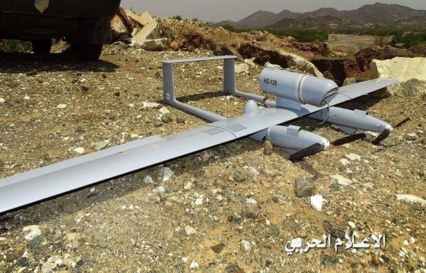 Yemeni forces down Saudi-led drone in Sa'ada
