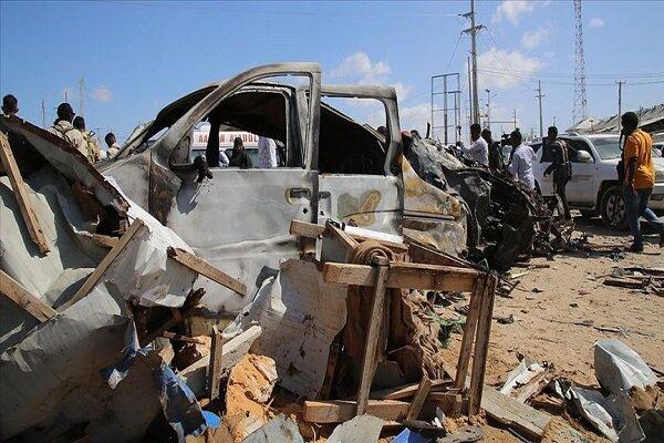 صومالیہ میں خودکش دھماکے میں پانچ افراد ہلاک
