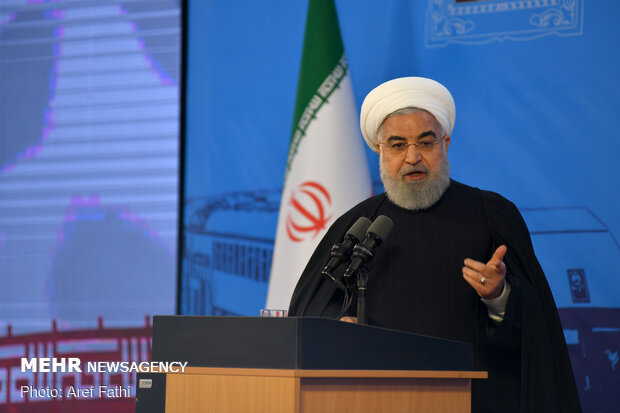 Enemies must return from their wrong path: Rouhani