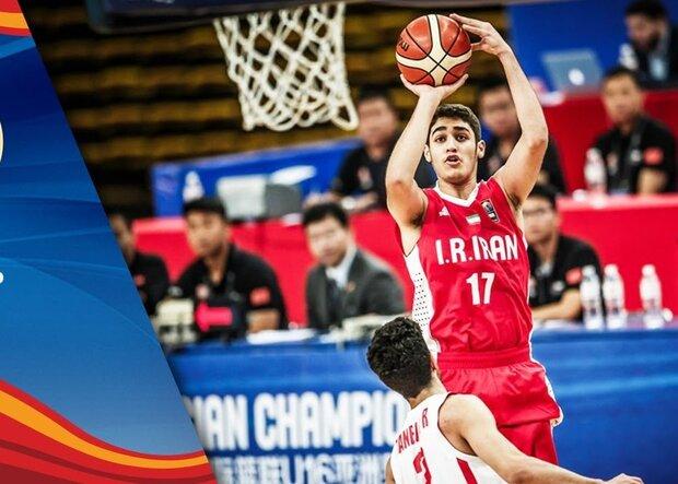 Iran chosen to host FIBA U16 Asian Championship
