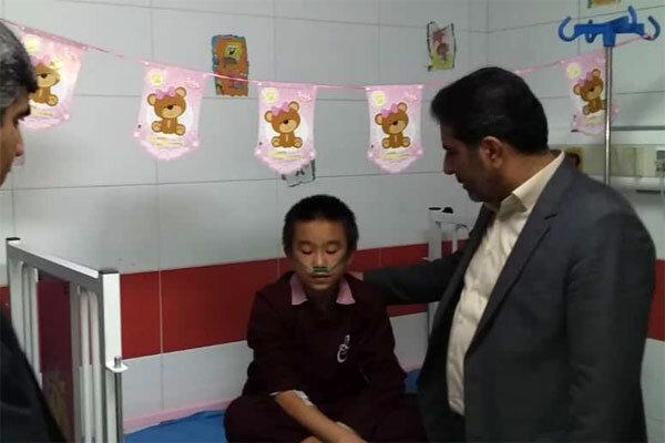 توضیحات مدیرکل آموزش وپرورش تهران درخصوص مسمومیت دانش آموزان قرچک