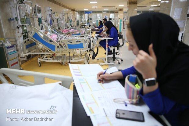يوم الممرض في ايران