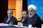 روحاني: مشاريع بقيمة 8 تريليونات تومان قيد الانجاز في محافظة سيستان وبلوشستان