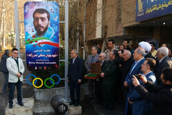 خانه کشتی محمد بنا به نام شهید صدرزاده تغییر نام داد