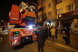 Ankara'da apartman dairesinde yangın: 4 ölü, 4 yaralı