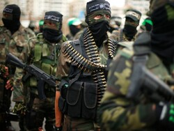 Hamas - the Al-Qassam Brigade
