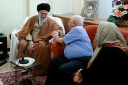 VIDEO: Leader pays unannounced visit to family of Christian martyr