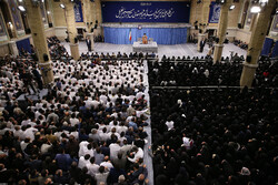 Ayatollah Khamenei's meeting with nurses on Wednesday