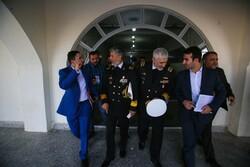 مؤتمر ومعرض الصناعات البحرية والملاحة في ايران/ صور