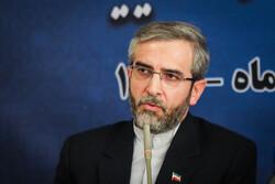 قرار الأمم المتحدة ضد إيران ليس له أي شرعية قانونية