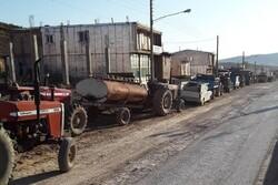 مشکل کمبود جایگاه سوخت در کالپوش/ وعدههایی که محقق نمیشود