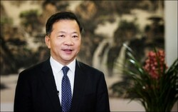 پیام تبریک رئیس رادیو و تلویزیون مرکزی چین به مخاطبان خارجی به مناسبت فرارسیدن سال ۲۰۲۰
