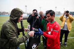 اولین گل ملی قائدی در دومین بازی ملی/ یک گل در ۲۴ دقیقه بازی