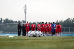 تیم فوتبال امید با بازوبند سیاه به میدان می رود/ درخواست یک دقیقه سکوت از AFC