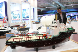 21st marine industries exhibition on Qeshm Island